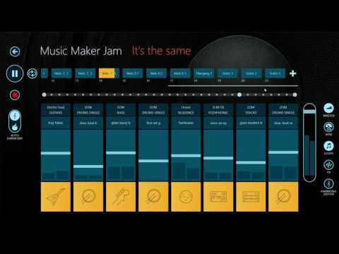 [Music Maker Jam][Music][It's the same][Free Download]