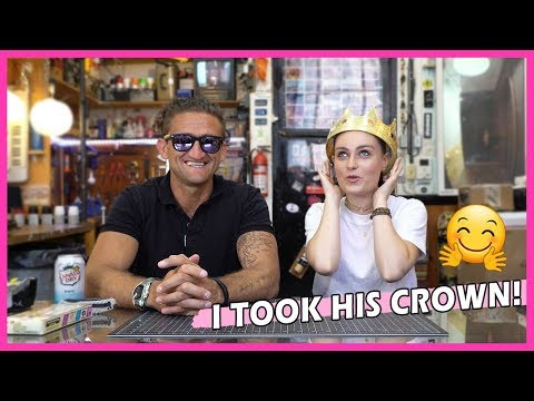 Guess the YouTuber's Voice Challenge with CASEY NEISTAT!