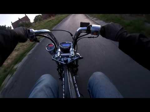 Dax driving | 50cc - 86cc - 140cc | GoPro