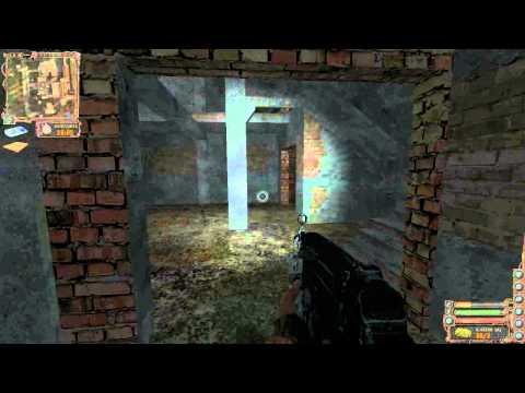 Спасение Долговца ключ от двери в Lost Alpha