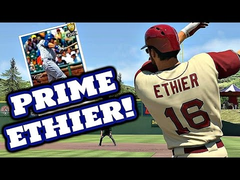 MLB The Show 16 - VERY UNDERRATED CARD?! FLASHBACK ANDRE ETHIER DEBUT! - Diamond Dynasty #92