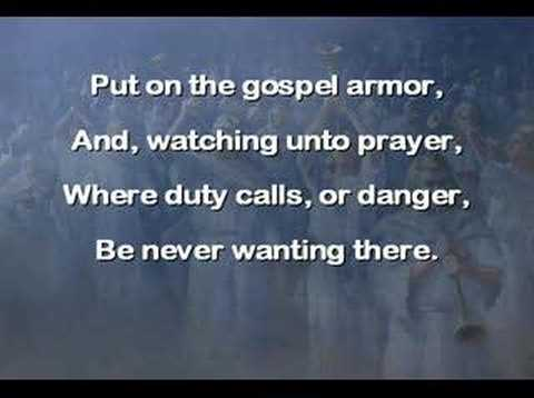 Stand Up! Stand Up for Jesus! - YouTube