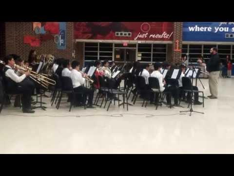 Grantham Middle School Concert Band