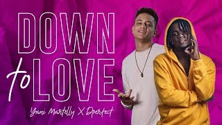 Yani Martelly x DPerfect - Down To Love ( Audio)