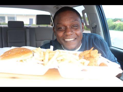 captain-d's-fish-sandwich-mukbang-|-eye-surgery-set-|-shout-outs-to-the-kinfolks-|-피쉬-샌드위치-묵방