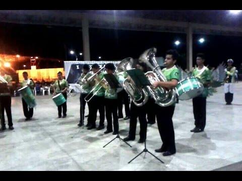 Banda Marcial Estrela de David em Mucajaí/RR - 2015