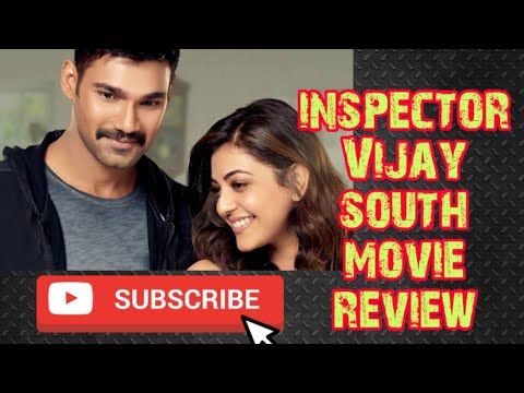 Download Inspector Vijay movie review| south Indian Hindi dubbed superhit movie||Kajal Agarwal