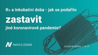 R₀ a inkubační doba – jak se podařilo zastavit jiné koronavirové pandemie