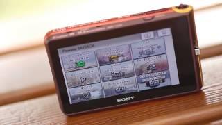 Обзор фотокамеры Sony Cyber shot DSC TX30
