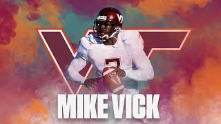 Michael Vick's ridiculous Virginia Tech highlights   College Football Mixtape