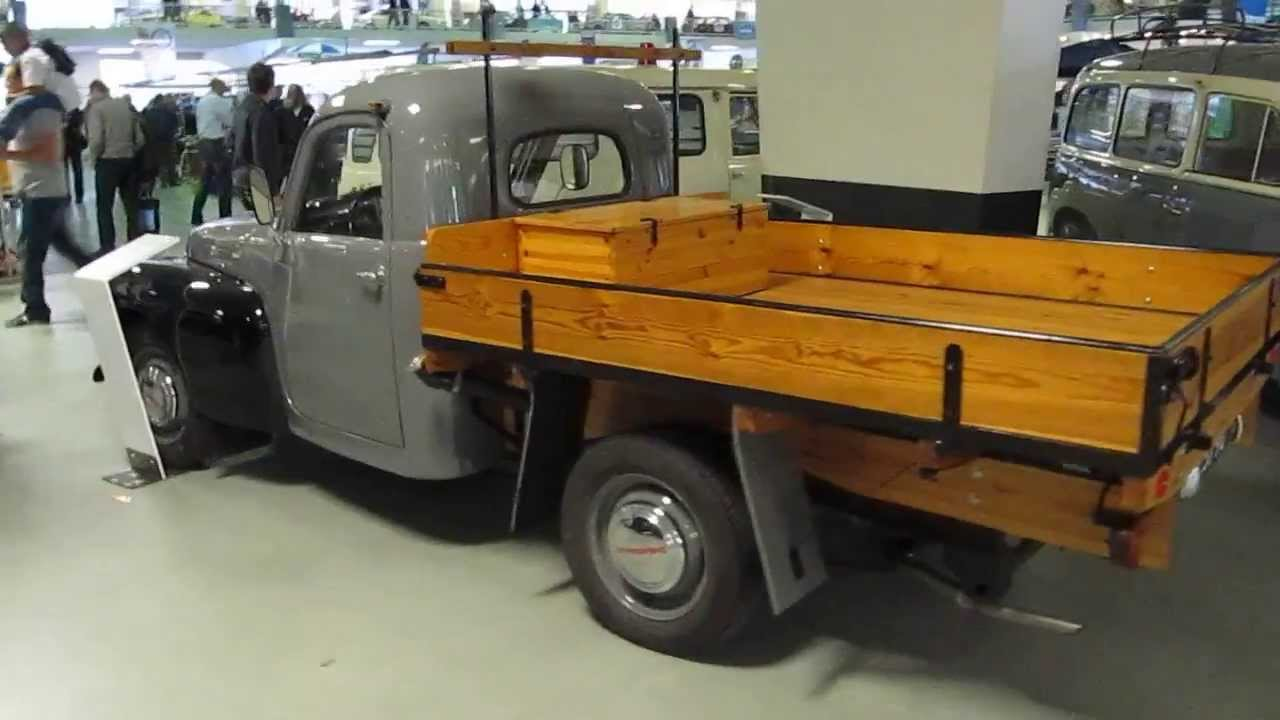 volvo 445 p110 floda pickup 1954 in very good condition. Black Bedroom Furniture Sets. Home Design Ideas