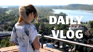 Daily Vlog | Targ Staroci, Kazimierz Dolny i laweta.