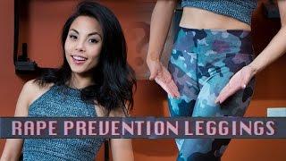 Rape Prevention Leggings