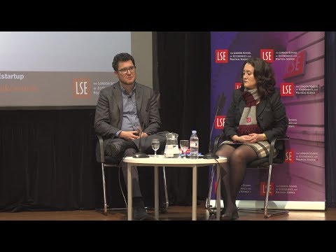LSE Events | Eric Ries | How Entrepreneurial Management Transforms Culture and Drives Growth