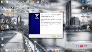 cách download phần mềm chuyển đuôi audio - design by forever love