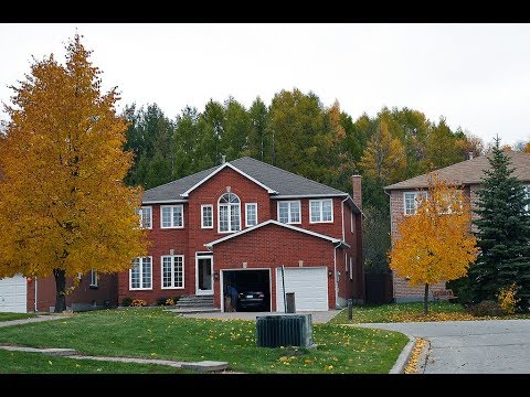 Cost of Living in CANADA - Home Prices In Toronto Area