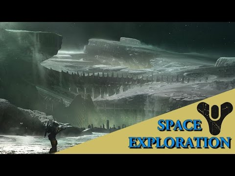 My Fascination With Space Exploration (Destiny Gameplay)