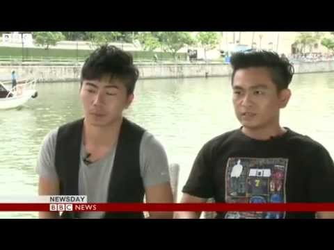 BBC: Is Singapore's stance on homosexuality changing? (23 April 2013)