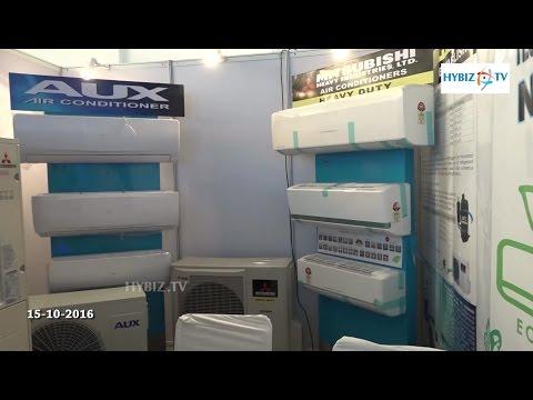 Mitsubishi Heavy Industries - R.N Enterprises | Property Show 2016 Hyderabad | hybiz