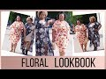 Plus Size Look Book | Summer Floral Fashion