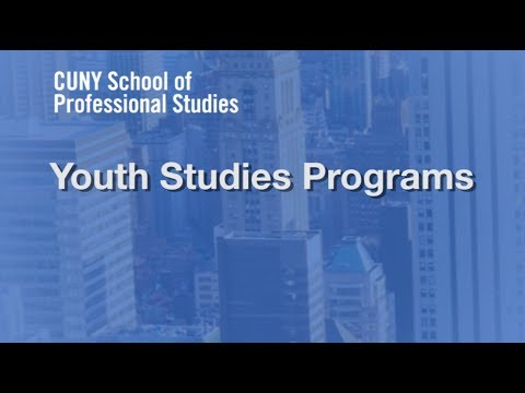 Information Session: Youth Studies Programs