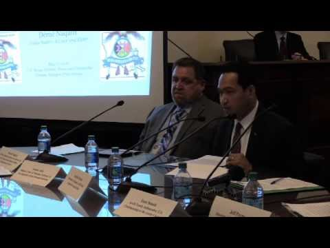 House Natural Resources Committee Forum: Confronting a Rising Tide