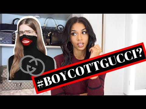 IS GUCCI CANCELED? | Gucci Black-Face Sweater Scandal. Boycott? | KWSHOPS Mp3