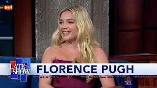 "Florence Pugh Got To See Another Side Of Her ""Little Women"" Co-Star Meryl Streep"