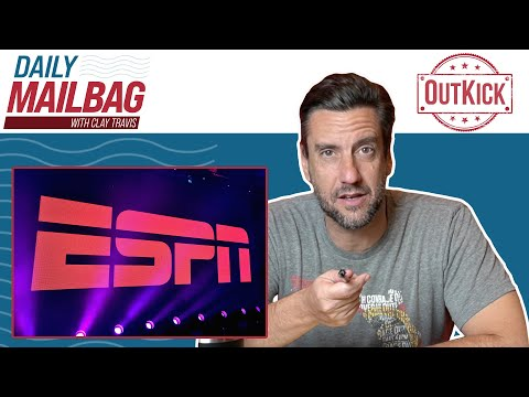 Daily Mailbag: WHY Do Most Sports Writers Virtue Signal?
