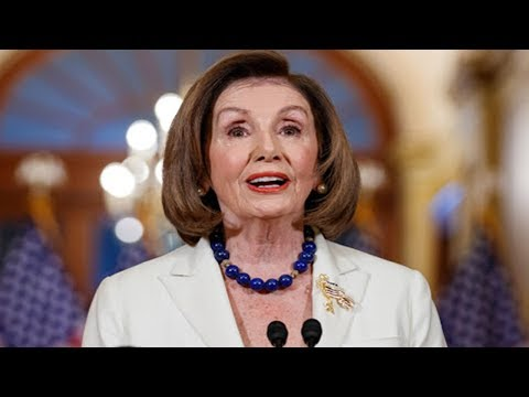 video: Democrats announce they will bring articles of impeachment against Donald Trump
