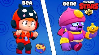 Uğur Böceği Bea ve Gene ile Oynadık!! Özel Güçleri Denedik - Panda ile Brawl Stars
