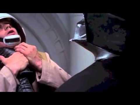 Star Wars Episode IV - Darth Vader's First Choking Scene