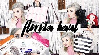 Florida Haul   Sephora, Victoria's Secret, Disney