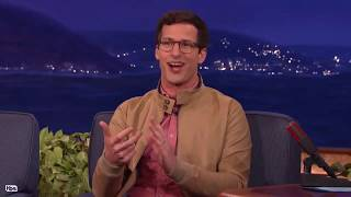 Andy Samberg - Funny Moments In Talk Shows