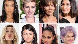 إختاري لون وتسريحة شعرك حسب شكل وجهك ولون بشرتك