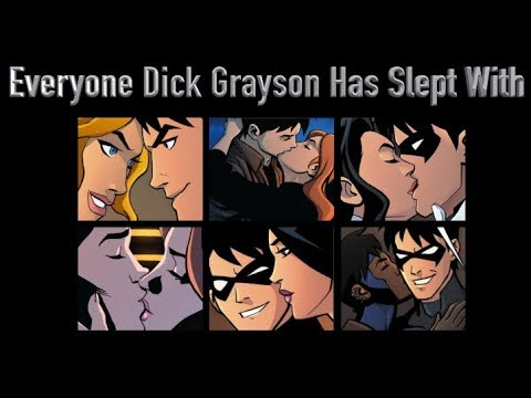 Who Has Dick Grayson Slept With?