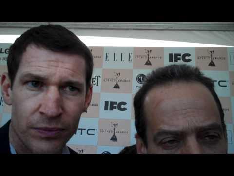 Indie Spirit Interview: Tim Hetherington, Sebastian Junger - Restrepo