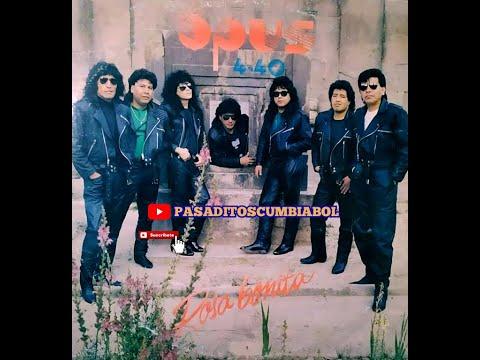OPUS 4-40 DE BOLIVIA - SELECCION DE CUMBIAS(1992)