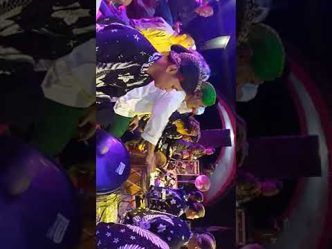 Ki Rekso (Abah Zamroni) jago ngendang paling enak di dengar.