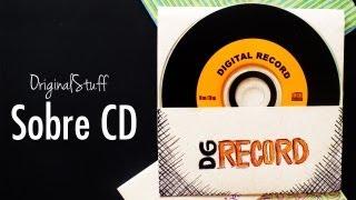 Sobre para CD [Fácil y Práctico] - Original Stuff