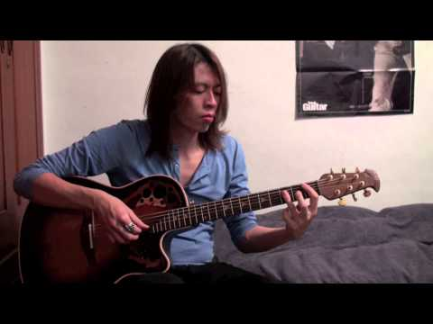 SLASH – Anastasia (Acoustic Guitar Cover)