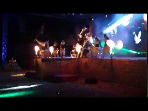 *Ek tera name hai sacha* peripatetic song of movie ABCD 2 live performance