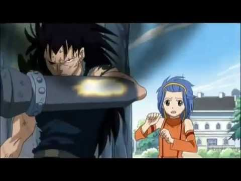 fairy tail gajeel x levy amv   yellow   youtube
