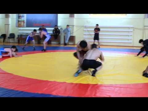 Kazakhstan freestyle wrestling team