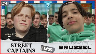 StreetCaptains vs Brussel | u15 FC Straat League #4