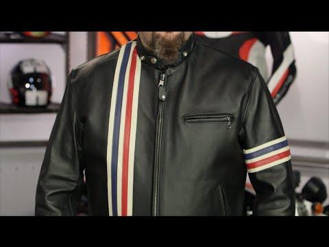 f46b4e8bc6f Schott 671 Easy Rider Jacket Review at RevZilla.com - YouTube