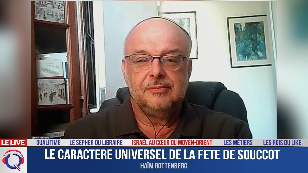 Le Caractere Universel De La Fete De Souccot - IMO#149
