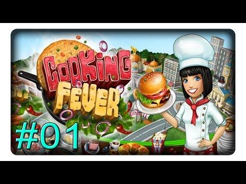 Download Wir lernen 'Kochen' - Fast Food xD #01 || Let's Play Cooking Fever | Deutsch Images
