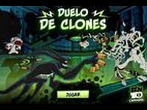 Ben 10: Omniverse - Duelo de Clones (Jefes) (100% COMPLETADO)
