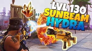 LVL 130 HYDRA Assault Rifle IS IT GOOD? | Fortnite Save The World